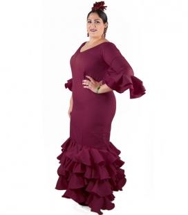 Flamenco Dress 2018, Size 52 (2XL)