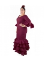 Flamenco Dress, Size 52 (2XL)