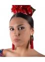 Flamenco Fringed Earrings 2018