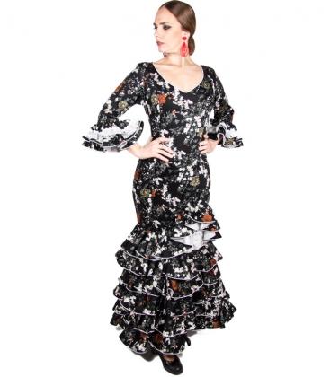869cbe9683b9 Spanish Dress for Sale, Size 44 - El Rocio
