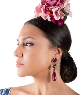 Flamenco earrings Bellota
