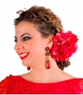 Flamenco earrings Bellota