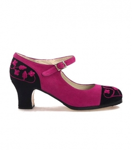 Flamenco shoes Lirio Professional