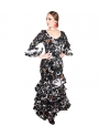 Flamenco Dress, Size 42 (L)