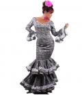 Woman's Flamenco Dress, Size 42 (L)