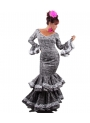 Woman's Flamenco Dress, Size 42 (L)