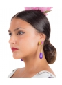 Teardrops Flamenco Earrings