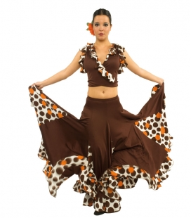 Flamenca Skirt, Model EF013