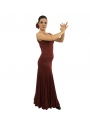 Flamenco dancing skirt model EF1031