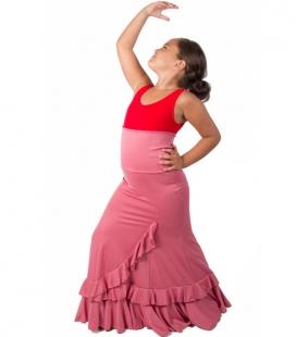 flamenco skirt girls