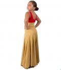 girls Flamenco skirt for practicing