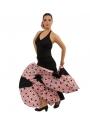 Flamenco skirt model 145 for girl