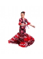 Girls Flamenco Skirt
