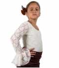 Lace Top For Girls