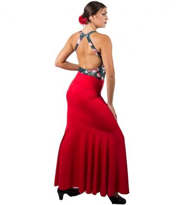 women flamenco skirts