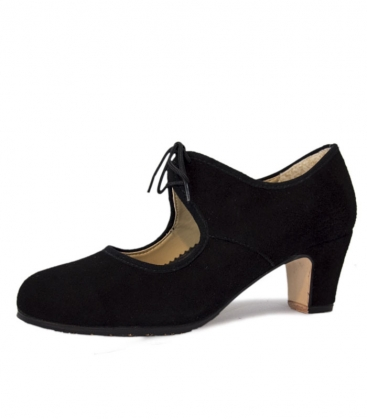 Flamenco Shoe Suede