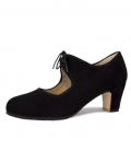 Flamenco Shoe Suede - 577088