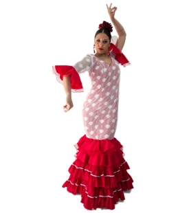 Flamenco Dress on offer, Size 40