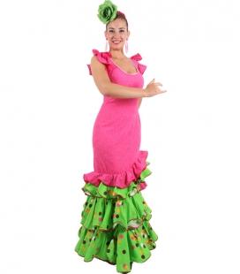 Flamenco Dress, Size 40