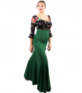 Flamenco Skirt Model Carmen - NEW