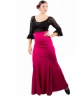women flamenco skirt