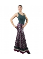 Flamenco dance skirt