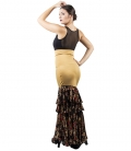 Flamenco Skirt Model Clavel