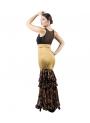 Flamenco Skirt Model Clavel