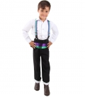 Campero costume for kids