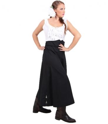 Skirt pants for woman