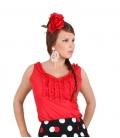 Flamenco shirt for women Goyesca