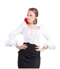 Flamenco blouse