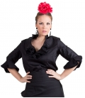 Flamenco Lady Blouse, Mod: 1, Medium Sleeves