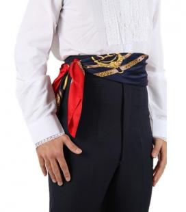 Belt for short dress