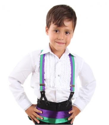 Elastic braces for children