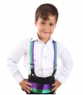 Elastic braces for children