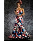 Spanish Flamenco Dress Cantiña