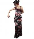 Print Flamenco Skirt