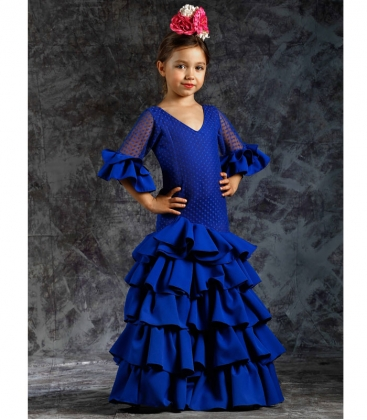 Flamenco Girls Dresses 2019 Marbella El Rocio