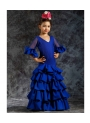 Flamenco Girls Dress 2019, Marbella