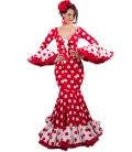 Flamenco Dress, Size 34 (XS)