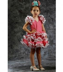 Girls Flamenco Dress 2019, Marisma