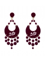 Big Flamenco Earrings
