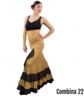 Flamenco Dance Skirt High - Estrella