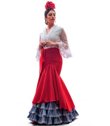 rociera skirt