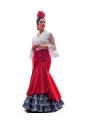 Rociera Flamenco Skirt