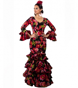 Woman's Flamenco Dress 2019, Size 42