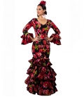 Woman's Flamenco Dress 2021, Size 42