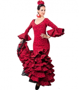 Flamenco Dress, Size 38 (M)
