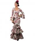 Woman's Spanish Dress, Size 44 (L)